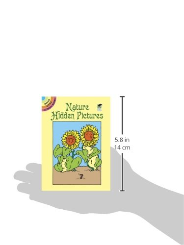 Nature Hidden Pictures (Dover Little Activity Books)