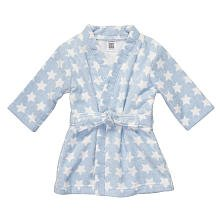 Carters Terry Robe - Carter's Terry Velour Robe - Blue (0 - 9 months)