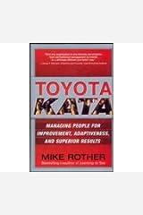 Toyota Kata Paperback