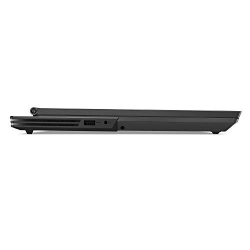 "Lenovo Legion Y540-15 Gaming Laptop, 15.6"" IPS, 60Hz, 250Nits, Intel Core i7-9750H Processor, 16G DDR4 2666Mz, 512GB, NVIDIA GTX1650, Win 10, 81SY00GKUS, Raven Black"
