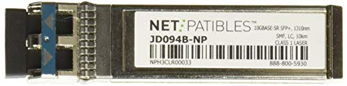 Netpatibles 100% HP Compatible SFP+ Module from Netpatibles