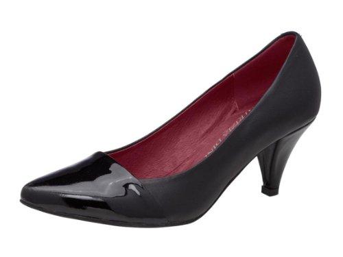 Patrizia Dini - Zapatos de vestir para mujer Negro negro Negro - negro