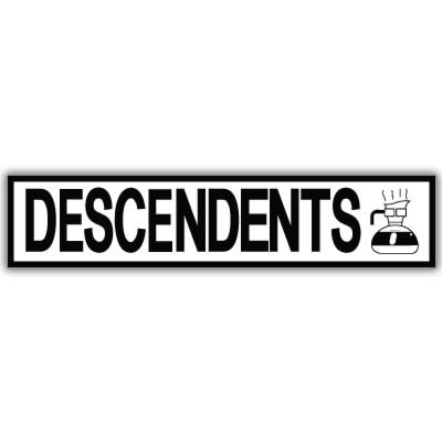 Descendents Band Stickers