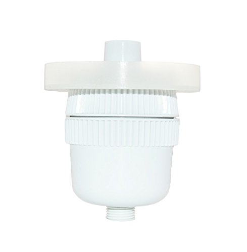 - New Wave Shower Filter With Free Aromatherapy Diffuser Ring