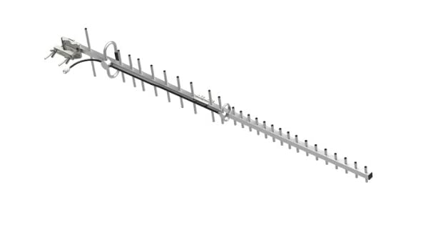 Sprint NETGEAR LTE Data Gateway 6100D External Log Periodic yagi antenna highest gain