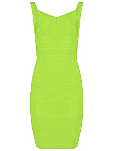 Fordbox Comfortable Women's Sexy Solid Backless Sleeveless Wrap Cocktail Party Mini Dress - Ny Outlet Long Island