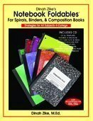 Notebook Foldables (for Spirals, Binders, & Composition Books)
