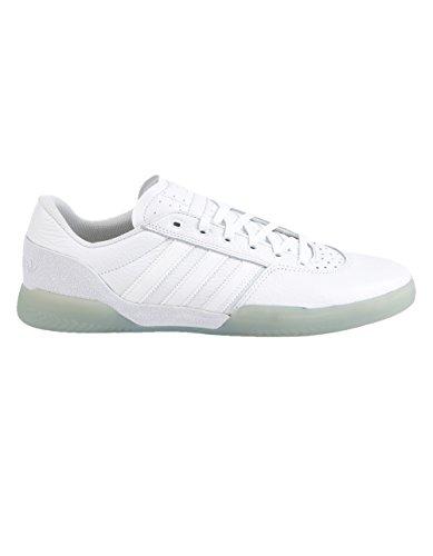 Adidas Heren City Cup Skateschoen Schoeisel Wit / Schoeisel Wit / Goud Metallic