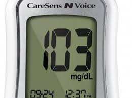 CareSens-N-Voice-Glucose-Meter-Combo-Meter-Kit-and-50ct-Caresens-Test-Strips
