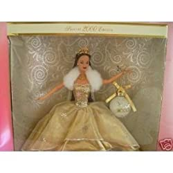 2000 Holiday Celebration Teresa Barbie Doll By Mattel
