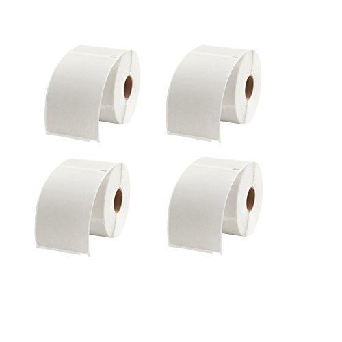 """220 Per Roll USPS Direct Thermal Labels 4/""""x6/"""" Dymo 4XL #1744907 Compatible"""