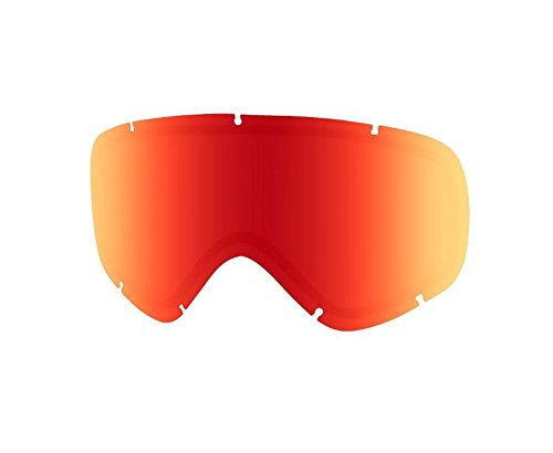 Anon Helix 2.0 Snow Goggle Replacement Lens Red - Anon 2.0 Helix