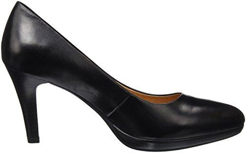 Caprice 22410, Zapatos de Tacón para Mujer Negro (BLACK NAPPA 022)