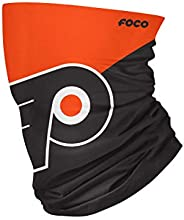 Philadelphia Flyers NHL Big Logo Gaiter Scarf