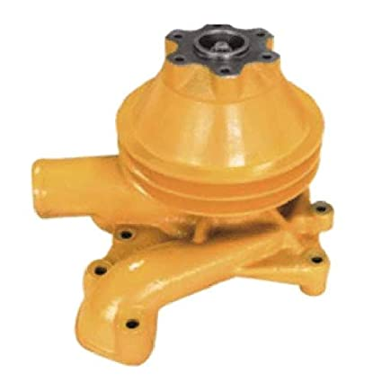 Amazon com: Water Pump 6136-61-1601 6136-61-1600 for Komatsu