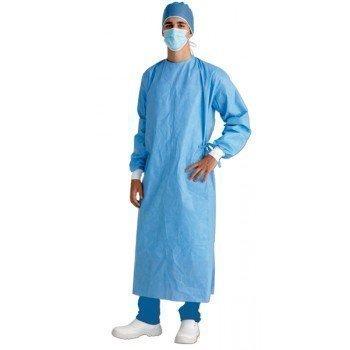 Camisas Desechable en TNT - Blu - 25gr/m3 - 10 pcs: Amazon.es: Salud y cuidado personal