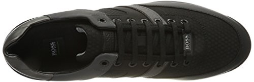Basses Maze Homme Lowp Noir air BOSS Black Sneakers xZfqwgIp