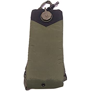 5eecd34b48e Military Surplus MOLLE II CamelBak Storm Hydration Pack 3L 100 oz Carrier  OD Green Made in