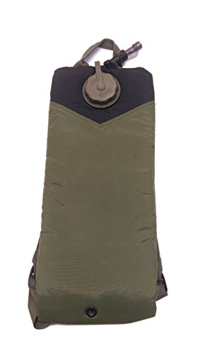 Military Surplus MOLLE II CamelBak Storm Hydration Pack 3L 100 oz Carrier OD Green Made in USA ()