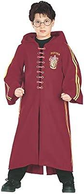 Rubies Disfraz de Quidditch de Harry Potter&trade: Amazon.es ...
