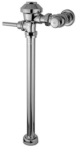 Zurn Z6000AV-2-HET Aqua Vantage AV Exposed Manual Diaphragm Flush Valve for 1-1/2