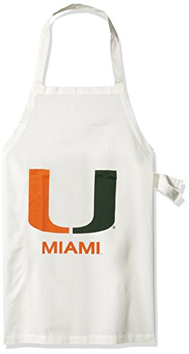 NCAA Miami Hurricanes Apron