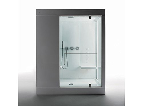 Box ducha Zucchetti Kos Kosmic cabina ducha multifunción