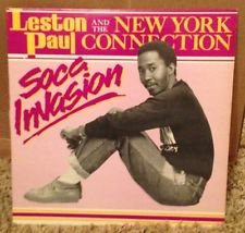 Soca Invasion by B's Records