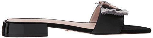 Nanette Lepore Women's Parker Sandal Black AISrzJE