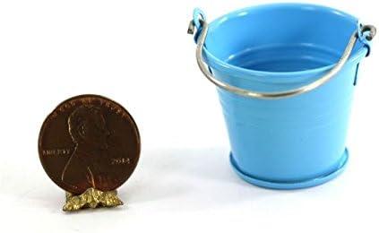 1:12 Scale Dollhouse Miniature Metal Tub