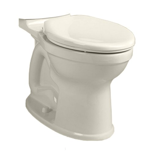 - American Standard 3395A001.222 Champion-4 HET Right Height Elongated Toilet Bowl, Linen