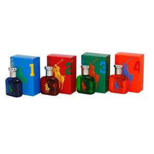 cc65c9ec56 4 Piece Big Pony Mini Collection for Men Mini Gift Set - 15 ml Big ...