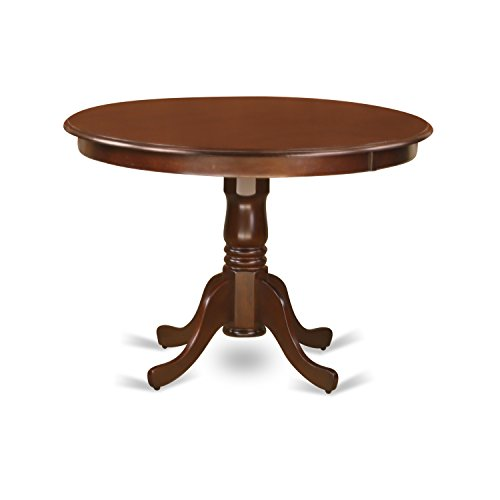 - East West Furniture HLT-MAH-TP Hartland Table 42