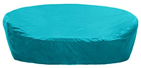 KaufPirat Premium - Cubierta Redonda para Muebles de jardín ...
