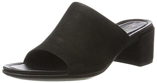 ECCO Shape 35 Block Sandal, Sandali Donna Schwarz (2001black)