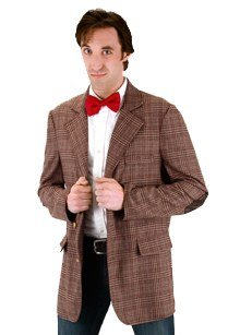 Eleventh Doctor Adult Jacket - Costume