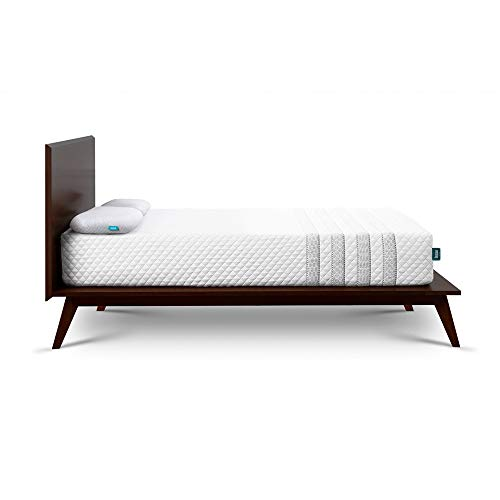Leesa Sapira colchón, algodón, Blanco y Gris, Matrimonio: Amazon.es: Hogar