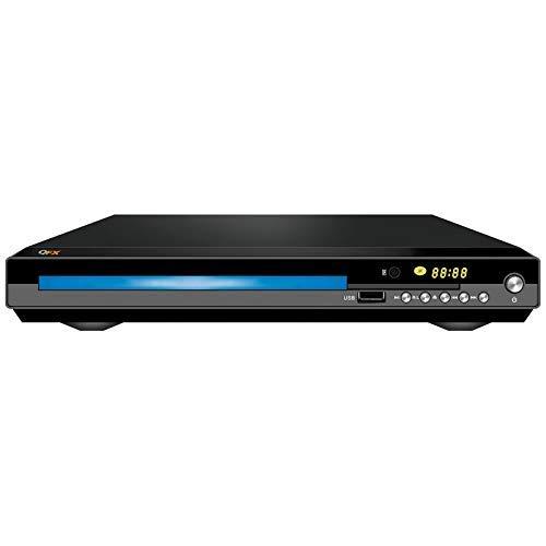QFX VP-113 Digital Multimedia Player with Remote/Mic/2 Joysticks