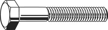 Tower Bolt, 5/8-11x1-1/2, A394, UNC, PK10, (Pack of 2)