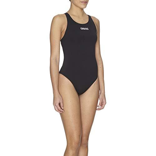 Arena Women's Race Powerskin ST Swimsuit (Black, 28)