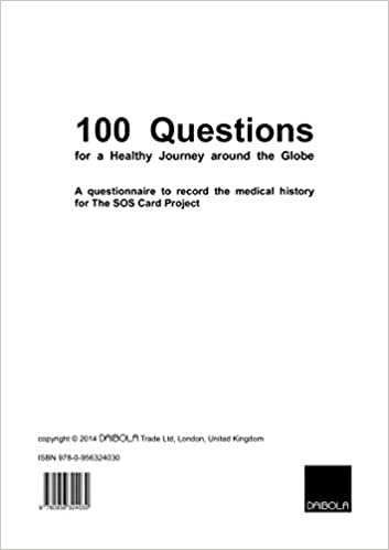 100 questions for a healthy journey around the globe a
