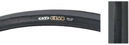 Cst C712 Steet Tire 16 X 2.125 White Sidewall Bike