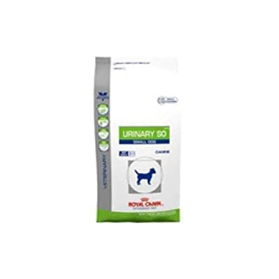 Royal Canin Veterinary Diet Urinary SO Small Dog Dry Dog Food 8.8 lb