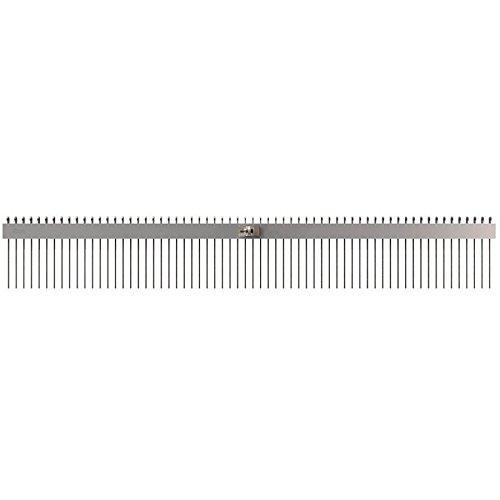 Bon 82-541 Texture Comb 36'' 1 1/2'' Center by bon