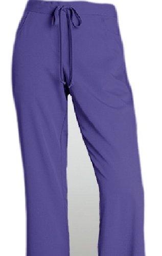Discount Grey's Anatomy Women's 4232 5 Pocket Drawstring Scrub Pant with Elastic Back- hot sale