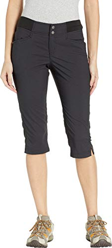 Royal Robbins Black Capris - Royal Robbins Women's Jammer Ii Capri, Jet Black, Size 8