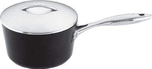 Scanpan Professional 1-Quart Covered Saucepan