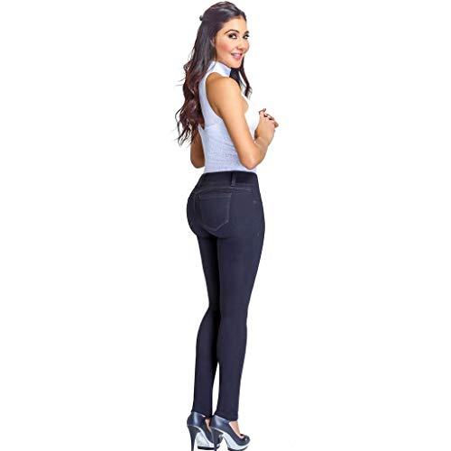 03fde1589 LOWLA Colombian Mid Rise Skinny Butt Jeans