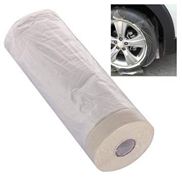 Uniqus 25 * 1m Carpet Cover, Clear Protective Film, Surface Protection Film, Paint Protection Film