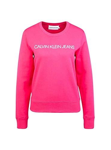 Institutional Calvin Rosa Mujer Sudadera Klein EWRqO6Rvz